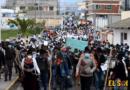 Movilización Territorial, por la inseguridad en la provincia de Cotopaxi