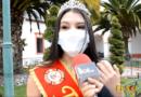 El Cuerpo de Bomberos de Pujilí  inscribe a su candidata oficial
