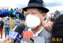 Pronunciamiento del Prefecto de Cotopaxi ante la inseguridad en la provincia
